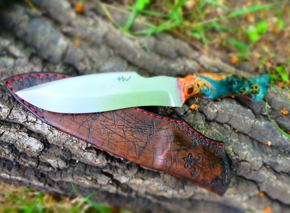 Outdoor knife